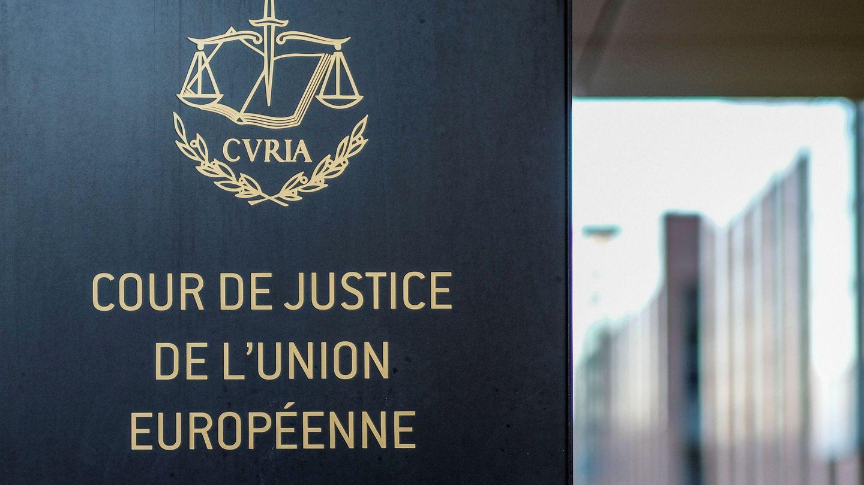 Sede del TJUE en Luxemburgo. (EFE)
