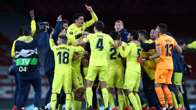 El Villarreal sufrió ante el Arsenal, pero por fin tiene su primera final europea (0-0)