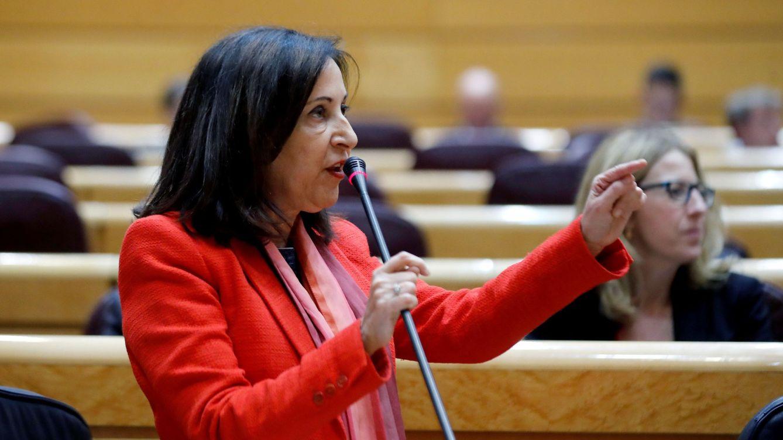 La ministra de Defensa, Margarita Robles, se sentará en el 'Chester' de Risto Mejide
