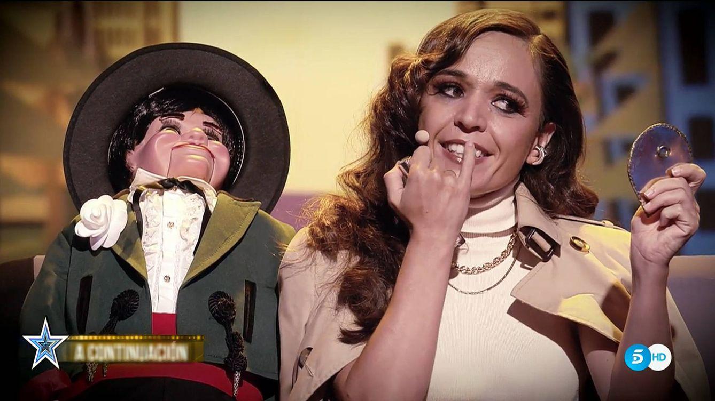 ¿Quién es Celia Muñoz, la ventrílocua ganadora de 'Got Talent España 6'?