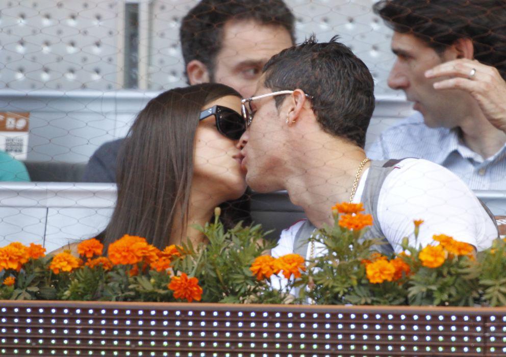 Foto: Cristiano Ronaldo e Irina en una fotografía de archivo (Gtres)