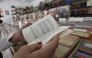 Las librerías ponen buena cara a su peor año