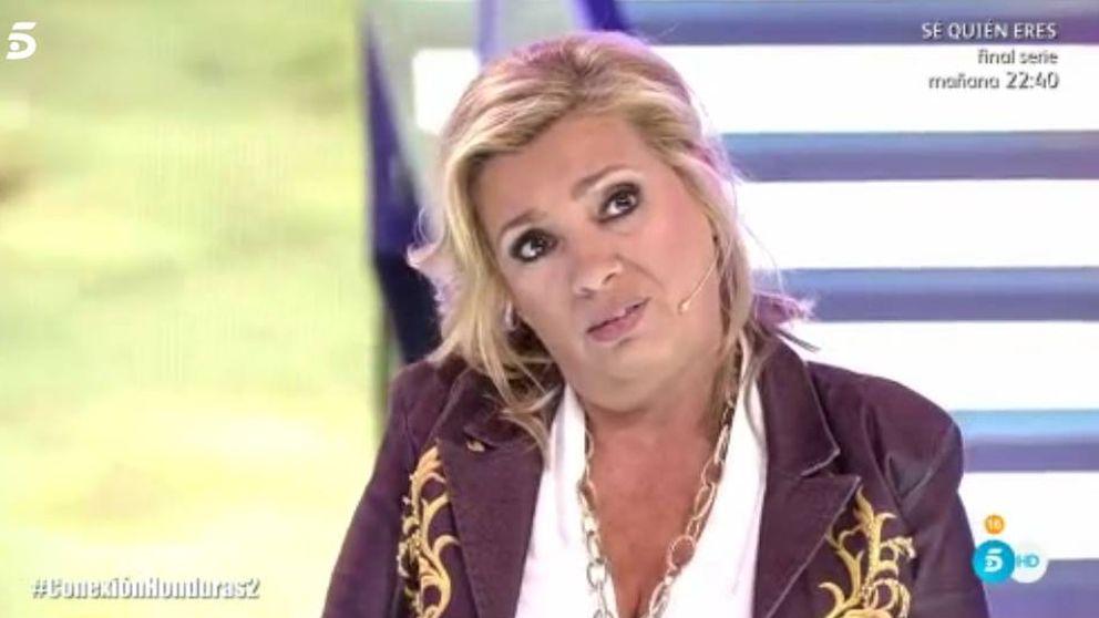 María Teresa no reconoce a Bigote en 'SV': Nos lo está poniendo muy difícil