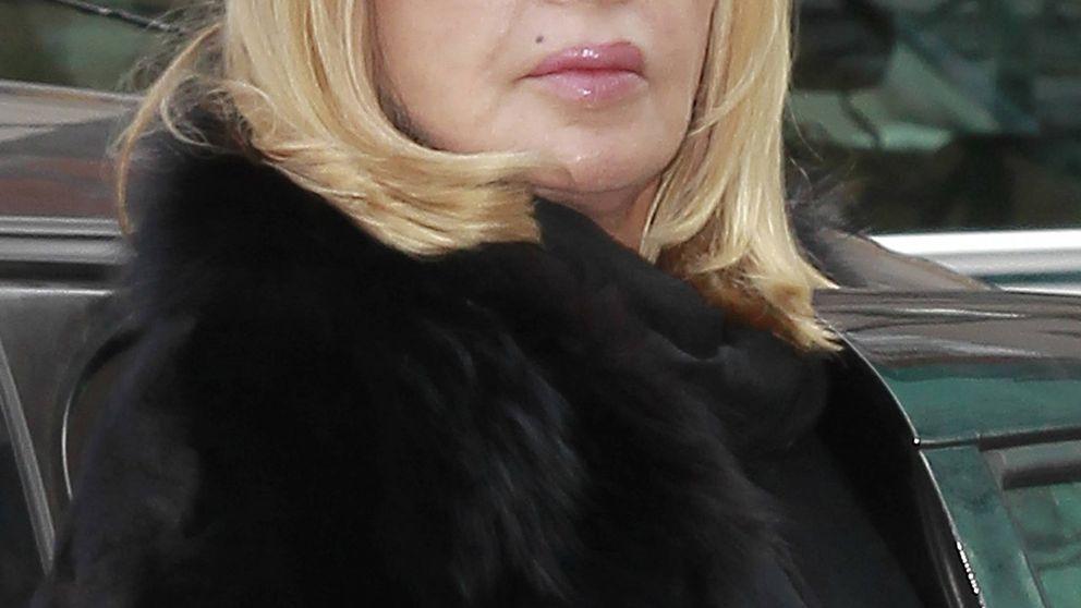 Bárbara Rey reaparece tras la polémica de su relación con el Rey Juan Carlos