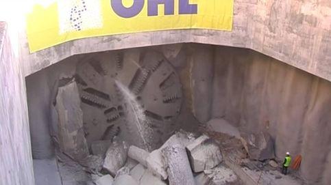 OHL se lleva su tuneladora y 'entierra' para siempre el fallido tren a Móstoles