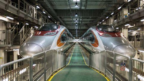 Pekín-Hong Kong en 8 horas: así es viajar en el nuevo 'AVE' chino a 350 km/h