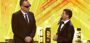 Post de El bochornoso pase de oro de Risto en 'Got Talent' para desenmascarar a Dani