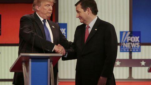 Ted Cruz ya es el único republicano que puede plantar cara a Donald Trump