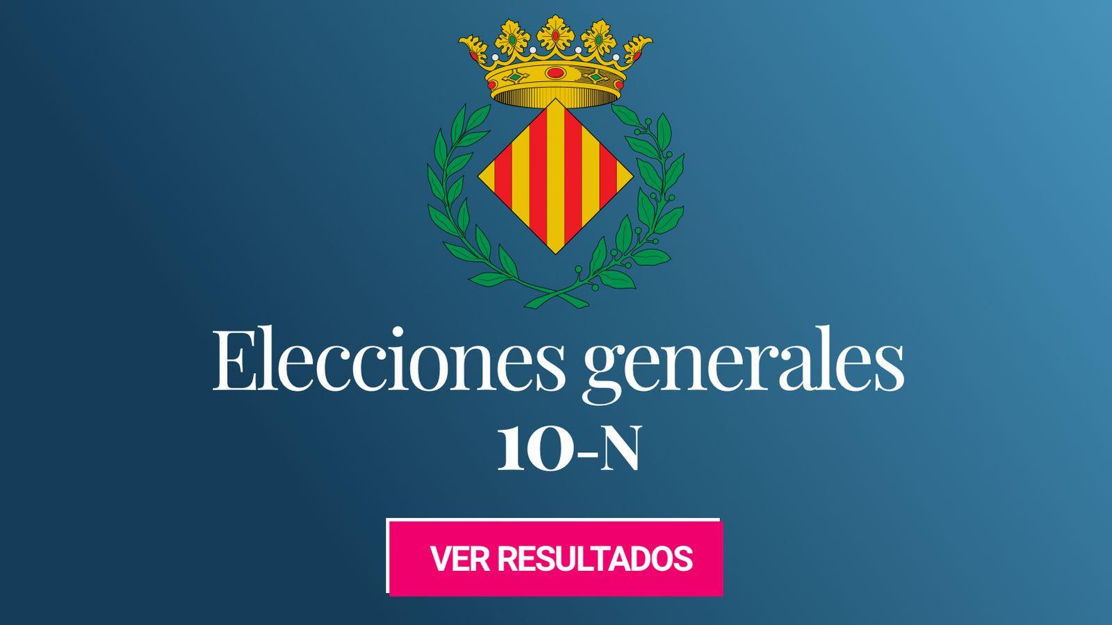 Foto: Elecciones generales 2019 en Villarreal. (C.C./EC)