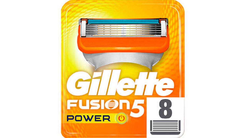 Cuchilla de afeitar Gillette Fusion 5 Power