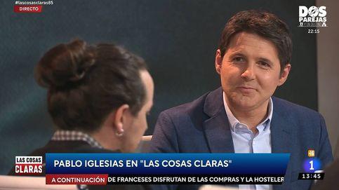 Cintora baja de las nubes a Pablo Iglesias: ¿Ganar las elecciones de Madrid?