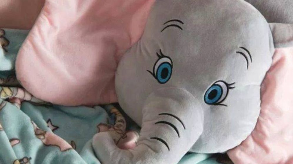 Foto: Esta vez Dumbo viene de la mano de Tim Burton y de Primark. (Cortesía)