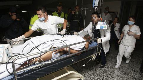 El dueño del avión siniestrado en Colombia asegura que pudo caerle un rayo