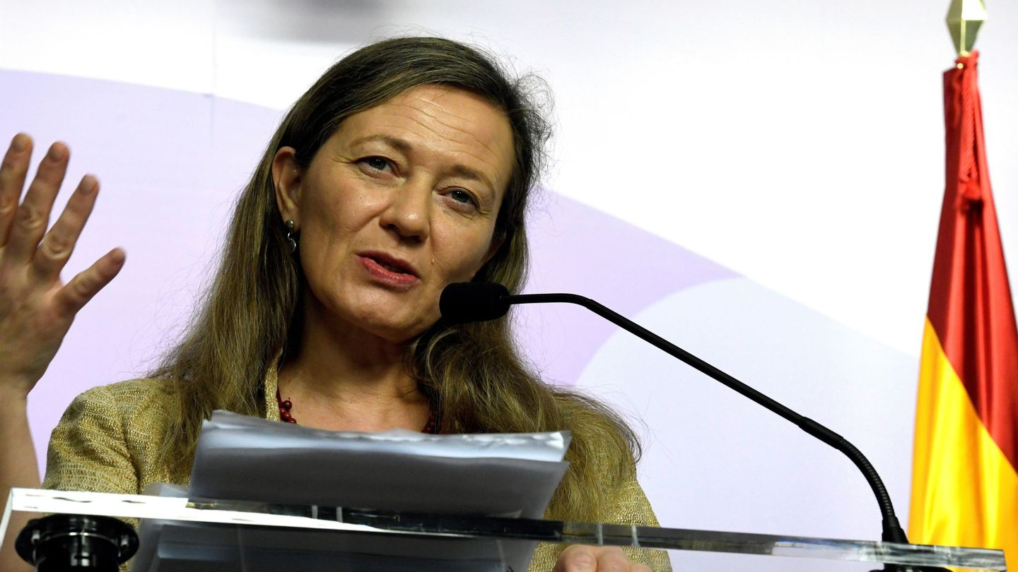 Victoria Rosell. (EFE)