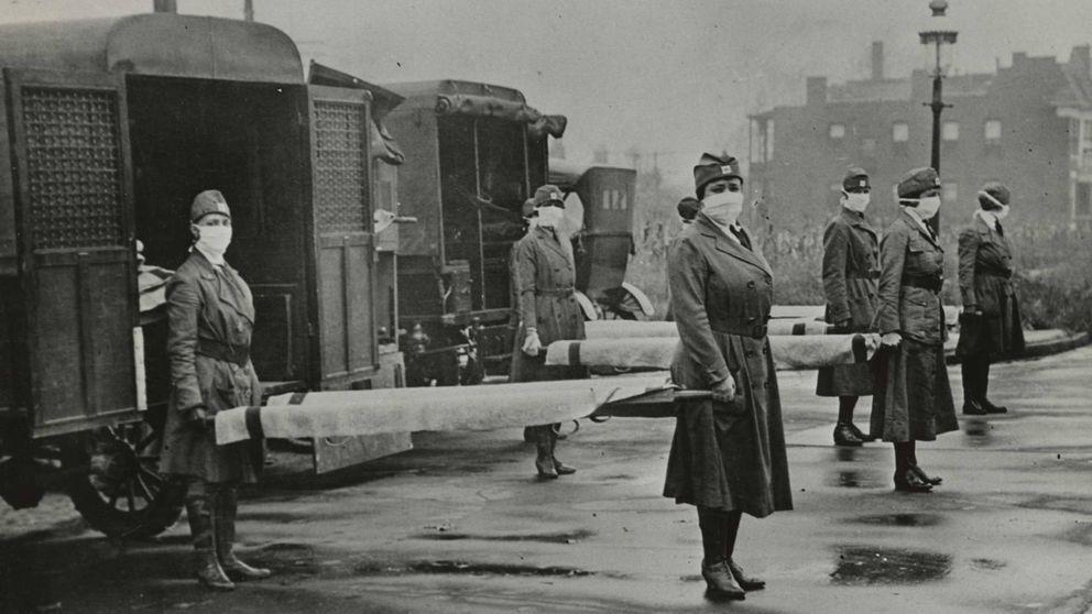 En 1918 la 'gripe española' mató a 50 millones: Es biológicamente posible que se repita