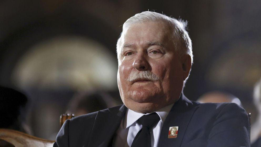 El Nobel de la Paz Lech Walesa fue colaborador de la policía comunista