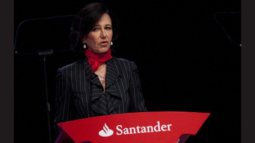 Noticias del banco santander santander admite estar for Sucursales santander cordoba