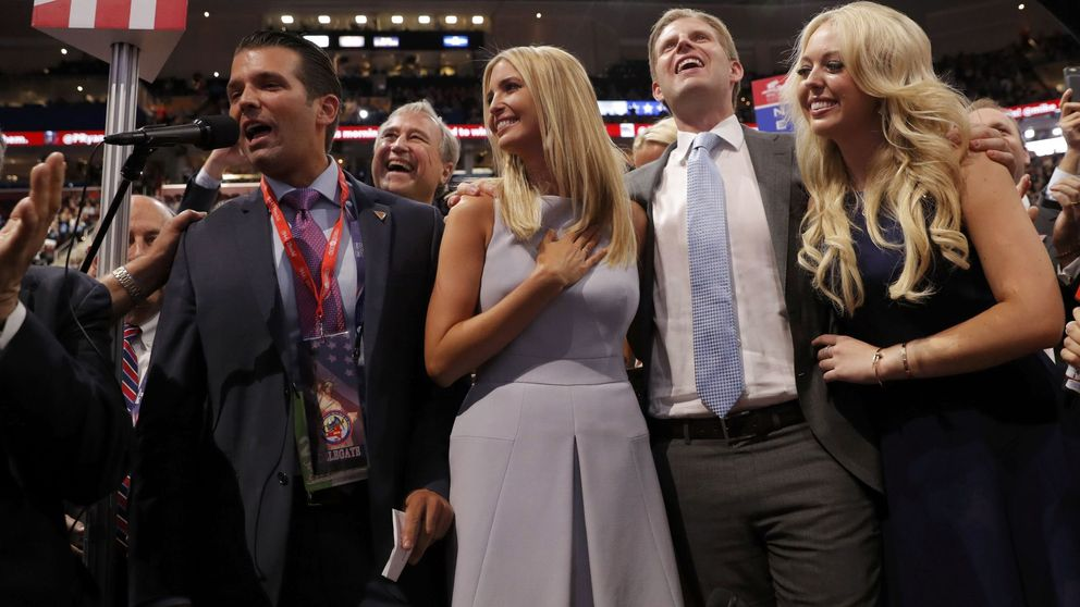 Los Trump, la primera familia-marca del mundo