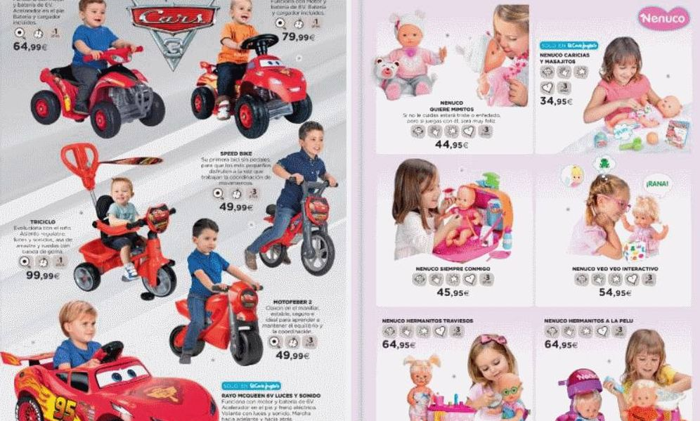 Foto: Catálogos de juguetes