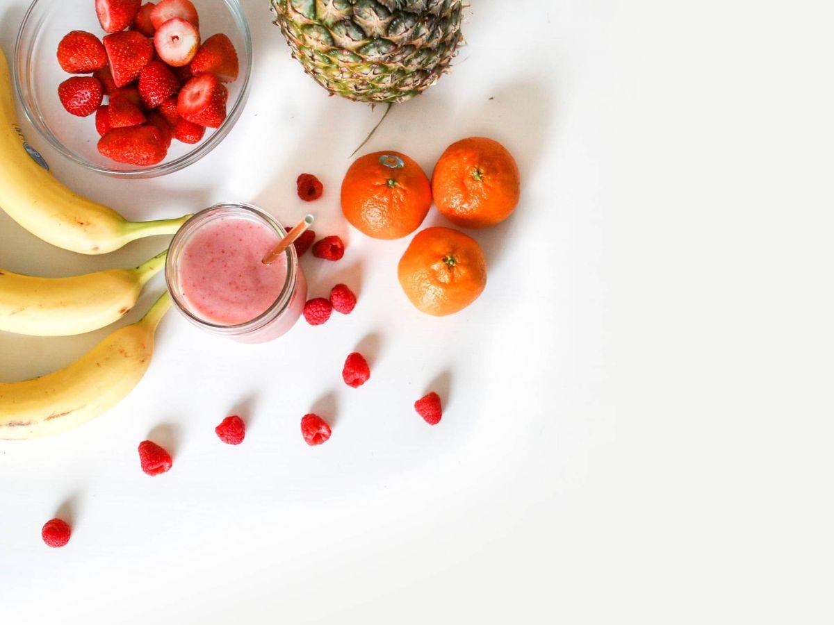 Foto: Frutas de verano con menos calorías. (Element5 Digital para Unsplash)