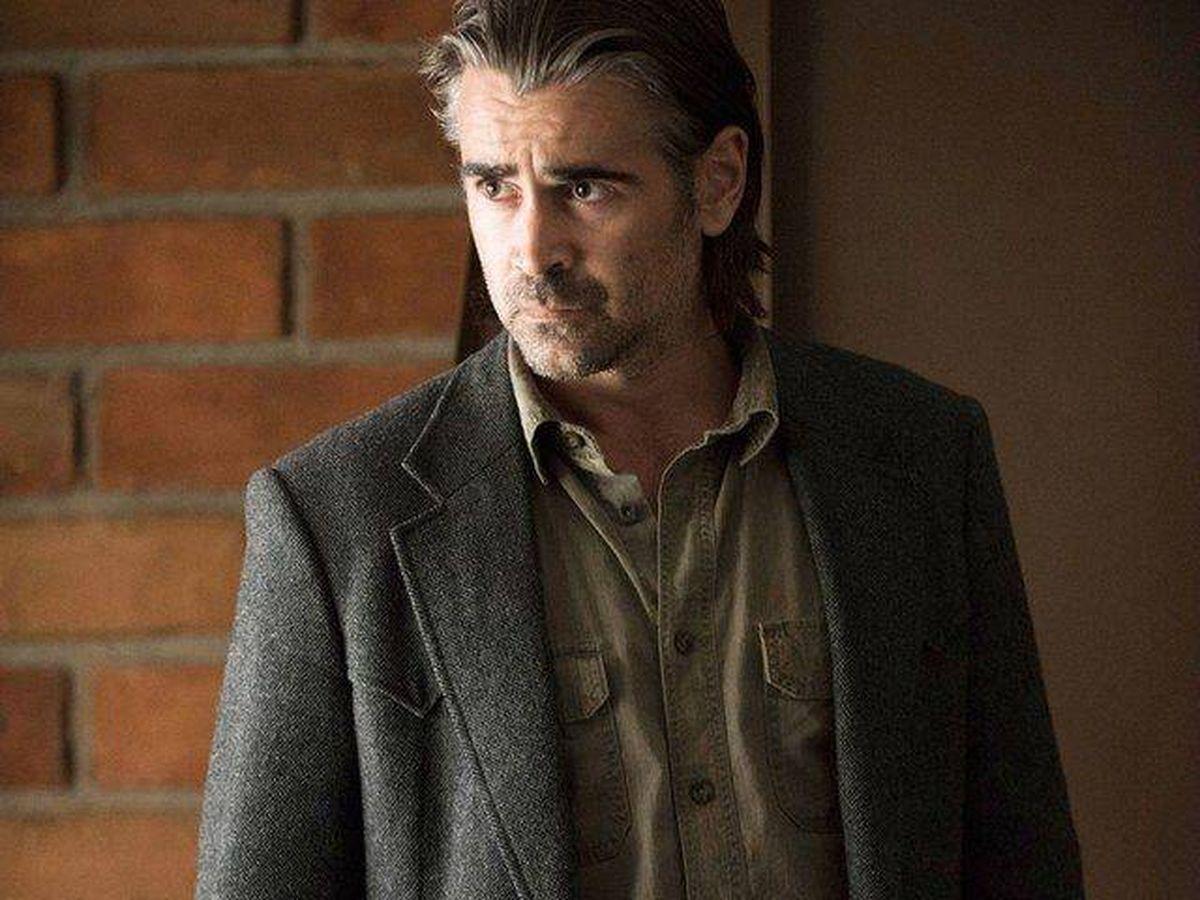 Foto:  Colin Farrell, en 'True Detective'. (HBO)