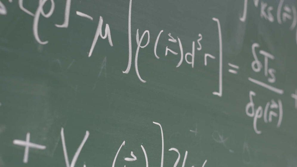 Foto: Las matemáticas y la física tienen límites