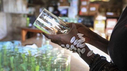 Reciclaje de vasos