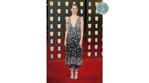 Las mejor y peor vestidas de la alfombra roja de los Premios Bafta 2017