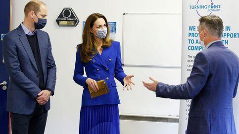 Kate Middleton y su homenaje a Lady Di en Escocia tirando de esencia (y de Zara)