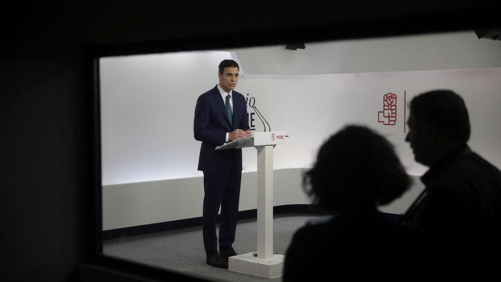 Sánchez: Renuncian a la democracia para sustituirla por la tiranía