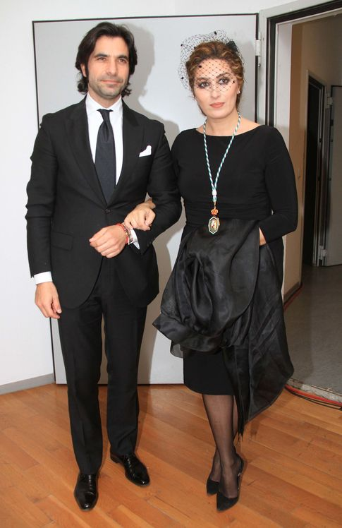 Javier Conde y Estrella Morente en una imagen de archivo (Gtres)
