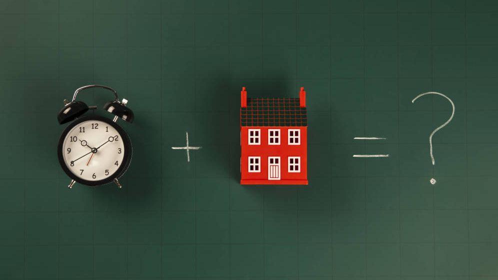 Foto: Menos llamadas, cancelación de visitas... El miedo por el virus llega a las inmobiliarias. (iStock)