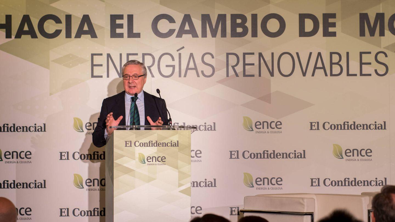 El eurodiputado del Partido Socialista en la Comisión de Energía, José Blanco.