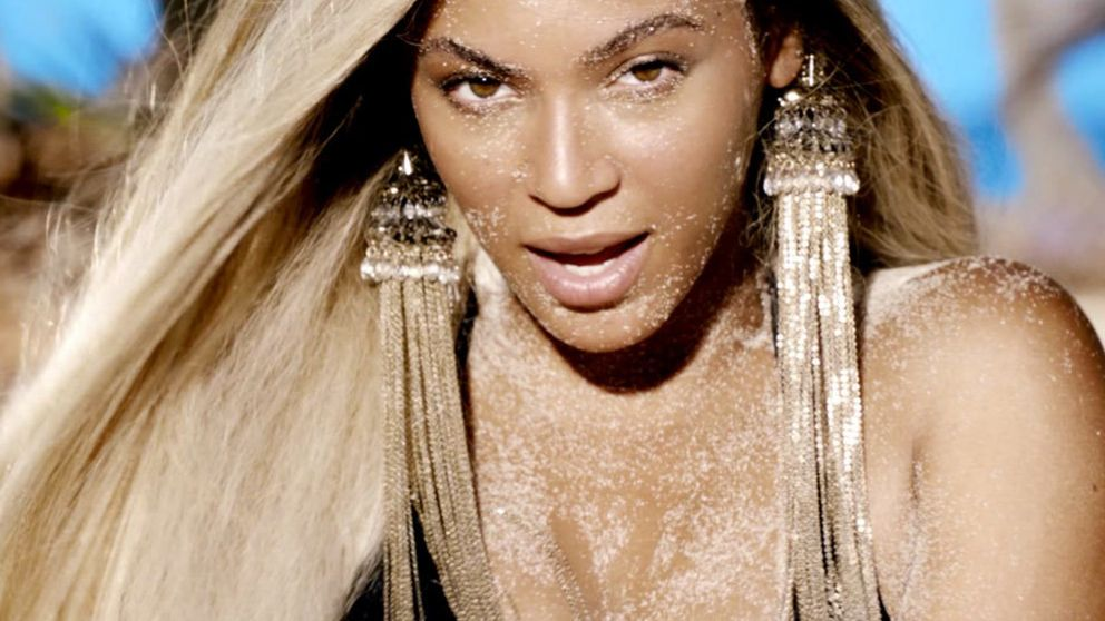 Arena caliente para Beyoncé
