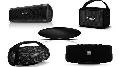 Los 10 mejores altavoces Bluetooth del mercado