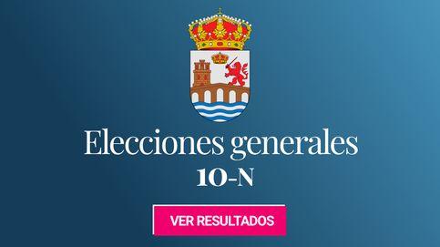 Resultado de las elecciones generales en Ourense: el PP y el PSdeG empatan