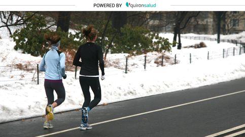 ¿Quieres entrenar en invierno y eres asmático? Sigue estas recomendaciones