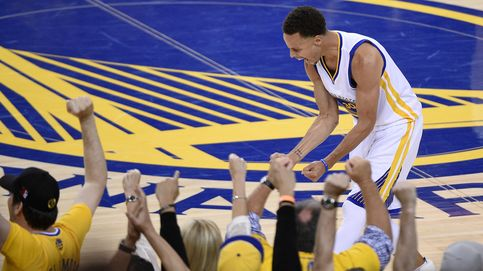 El MVP Curry deja la NBA a tiro pese a un partido histórico de LeBron James