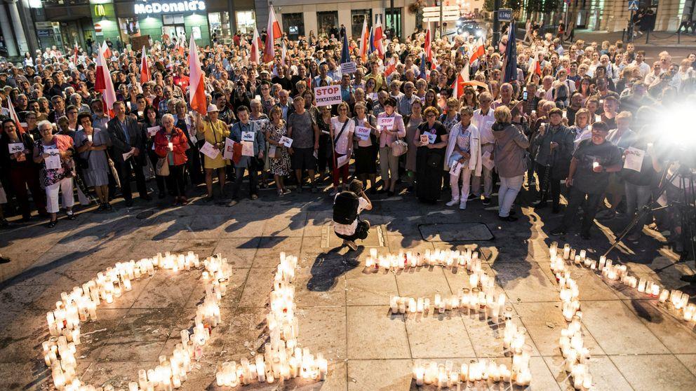 Las movilizaciones en Polonia frenan la deriva autoritaria