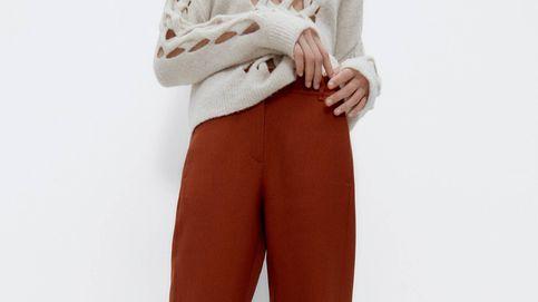 Piernas infinitas y una talla menos solo con ponerte este pantalón de Uterqüe