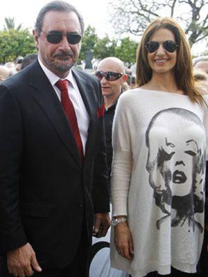 """Mariló Montero y Carlos Herrera demuestran su """"extraordinaria relación"""" en el cumpleaños de su hijo"""