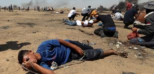 Post de Los palestinos muertos no protestaban (solo) contra Israel. Querían que les mataran