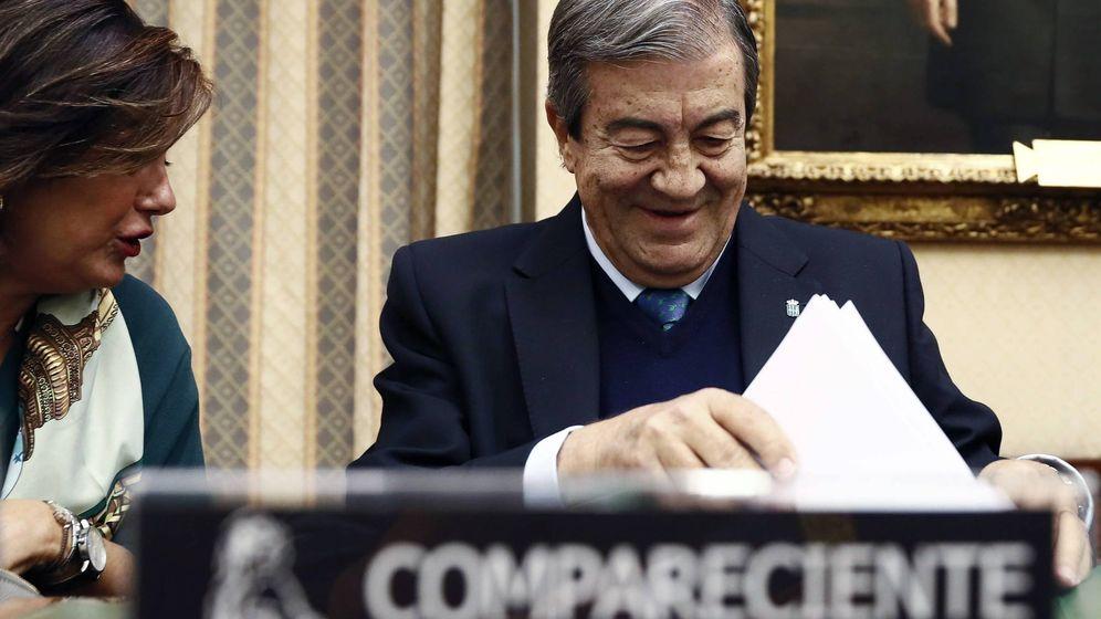 Foto: El ex secretario general del PP Francisco Álvarez Cascos. (EFE)