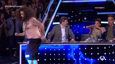 Concursante de 'TCNMST' deja boquiabierto al jurado al enseñar el culo en directo