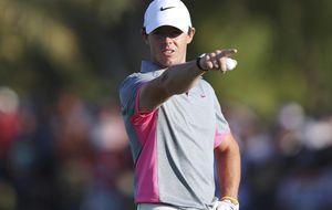 Rory McIlroy se lleva el triunfo en Dubai y ya enfila el 'Grand Slam'