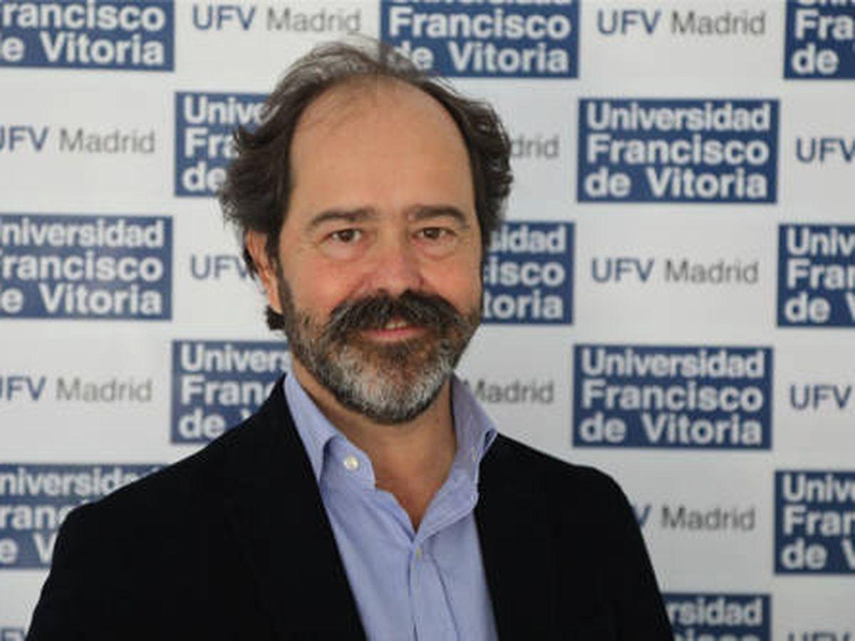 Foto: Pablo Delgado de la Serna, autor de 'Diario de un trasplantado'.
