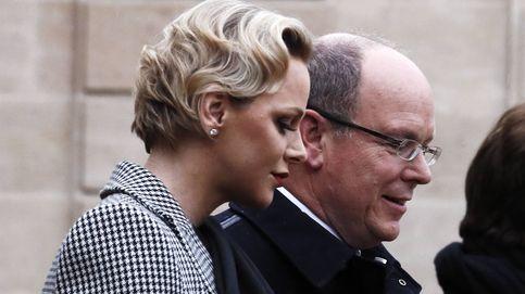 Cita en París: del 'melenón' de Begoña Gómez al repeinado de Charlene de Mónaco