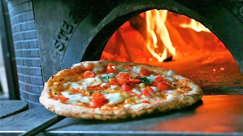 Pizza napolitana. NAP.