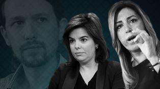 Soraya & Susana, la solución del Ibex 35 para frenar a Podemos