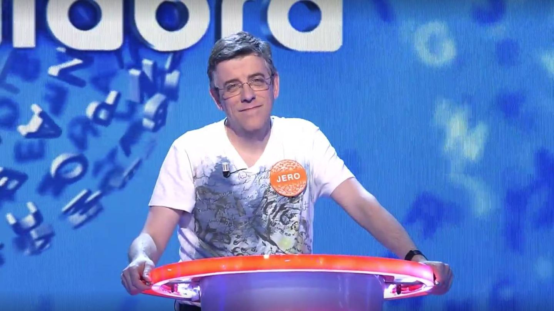 El salmantino Jero Hernández. (Mediaset)